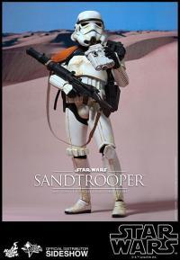 Gallery Image of Sandtrooper Sixth Scale Figure