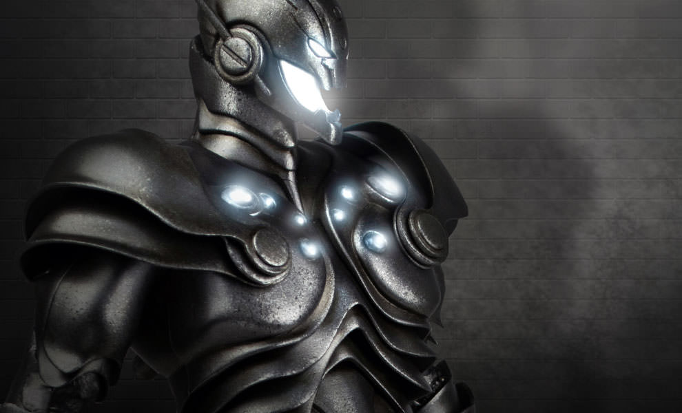 Gallery Feature Image of Ultron - Shadow Edition Sixth Scale Figure - Click to open image gallery