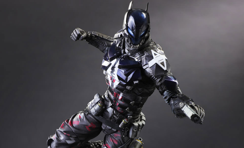 Gallery Feature Image of Arkham Knight Collectible Figure - Click to open image gallery