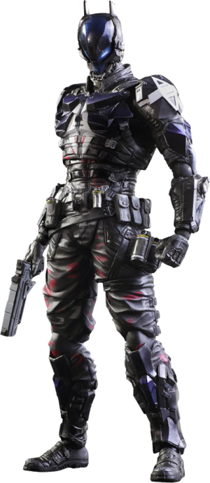 Arkham Knight Collectible Figure