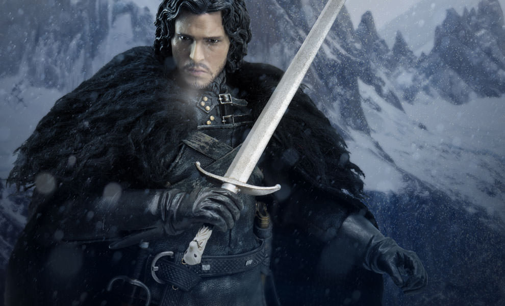 Gallery Feature Image of Jon Snow Sixth Scale Figure - Click to open image gallery