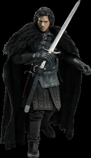 Jon Snow Sixth Scale Figure