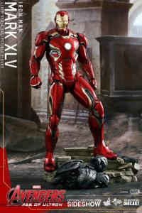 Gallery Image of Mark XLV Sixth Scale Figure