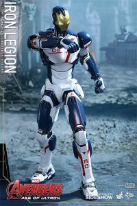 Gallery Image of Iron Legion Sixth Scale Figure
