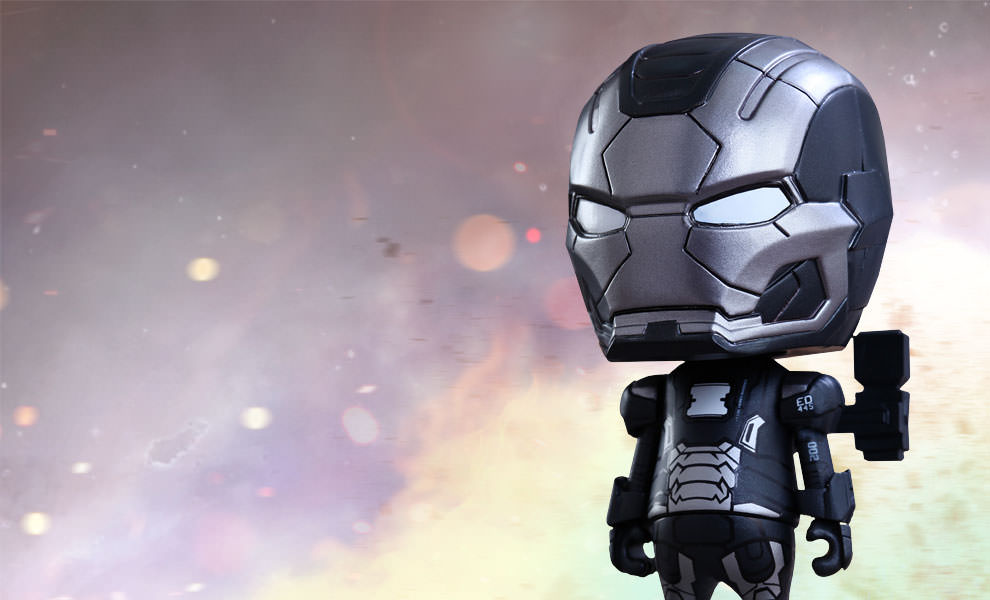 Gallery Feature Image of War Machine Mark II Vinyl Collectible - Click to open image gallery