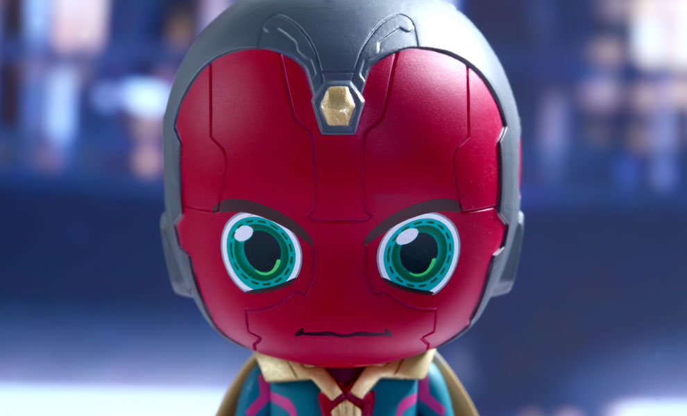 Gallery Feature Image of Vision Vinyl Collectible - Click to open image gallery