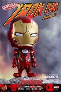 Gallery Image of Iron Man Mark XLV Vinyl Collectible