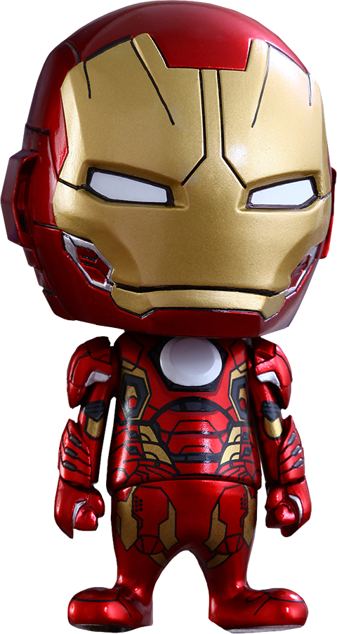 Hot Toys Iron Man Mark XLV Vinyl Collectible