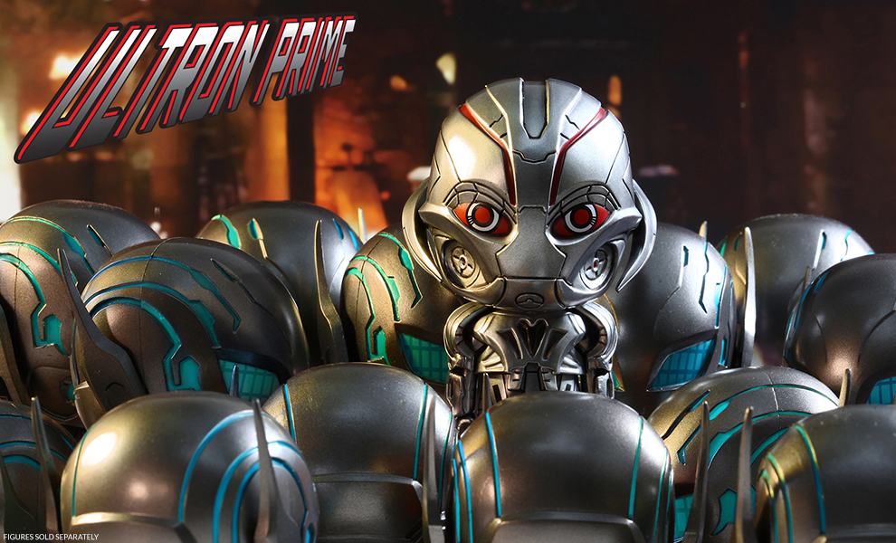 Gallery Feature Image of Ultron Prime Vinyl Collectible - Click to open image gallery
