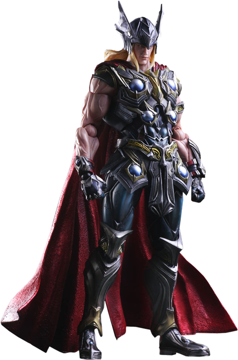 Square Enix Thor Collectible Figure
