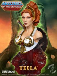 Gallery Image of Teela Quarter Scale Collectible Bust