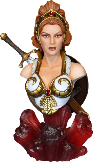 Teela Quarter Scale Collectible Bust