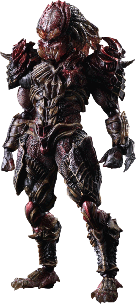 Square Enix Predator Collectible Figure