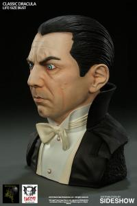 Gallery Image of Classic Dracula Life-Size Bust