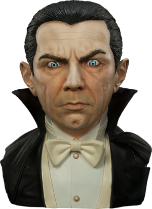 Classic Dracula Life-Size Bust