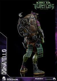 Gallery Image of Donatello Sixth Scale Figure