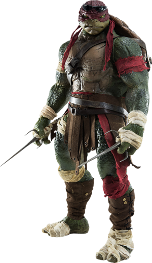 Raphael Sixth Scale Figure