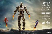 Gallery Image of Iron Man Mark XXIV - Tank Sixth Scale Figure