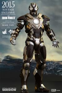 Gallery Image of Iron Man Mark XXIV - Tank Sixth Scale Figure