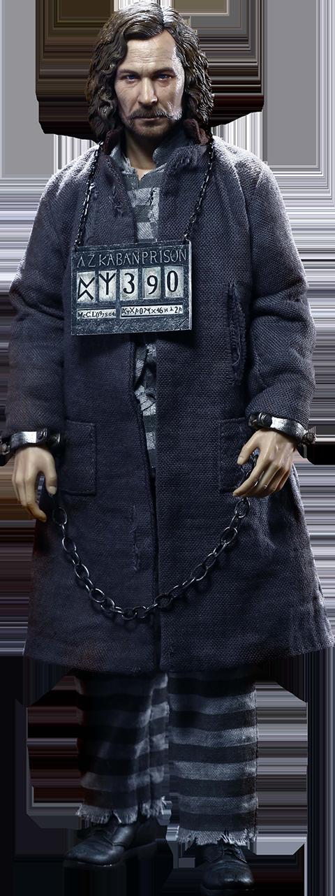 Star Ace Toys Ltd. Sirius Black Prisoner Version Sixth Scale Figure