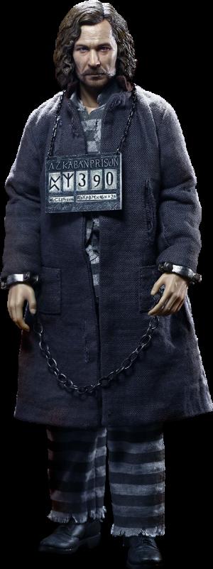 Sirius Black Prisoner Version Sixth Scale Figure