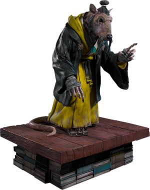 Splinter Polystone Statue