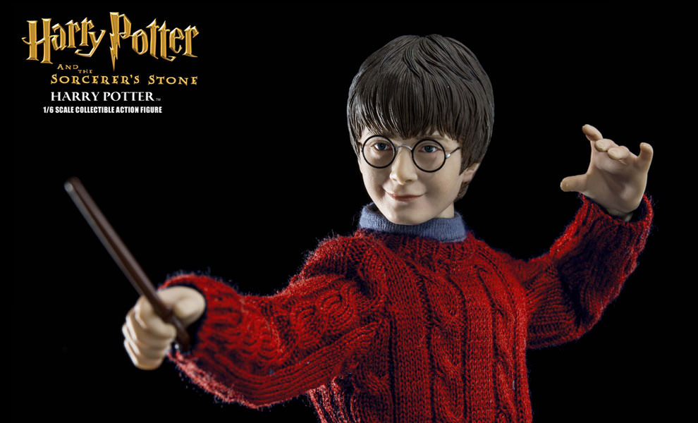 Gallery Feature Image of Harry Potter Casual Wear Sixth Scale Figure - Click to open image gallery