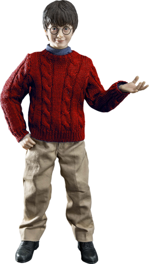 Harry Potter Casual Wear Sixth Scale Figure
