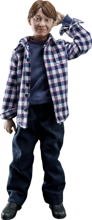 Ron Weasley Casual Wear Sixth Scale Figure