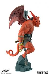 Gallery Image of The First Hellboy Statue