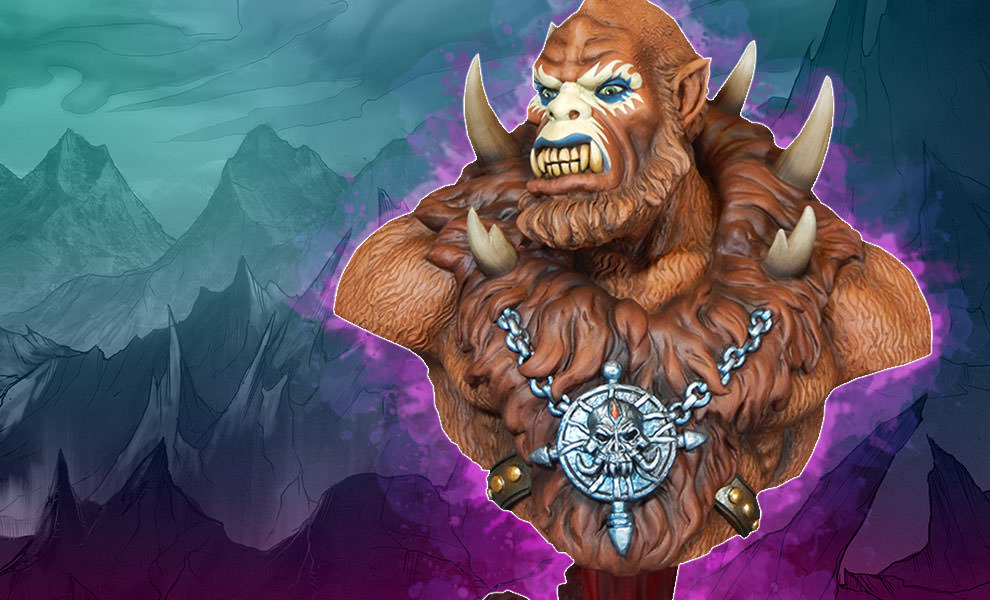 Gallery Feature Image of Beastman Collectible Bust - Click to open image gallery
