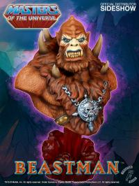 Gallery Image of Beastman Collectible Bust