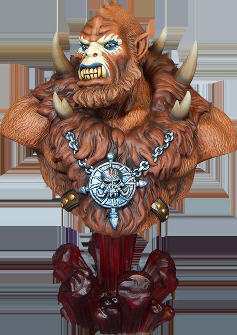 Tweeterhead Beastman Collectible Bust