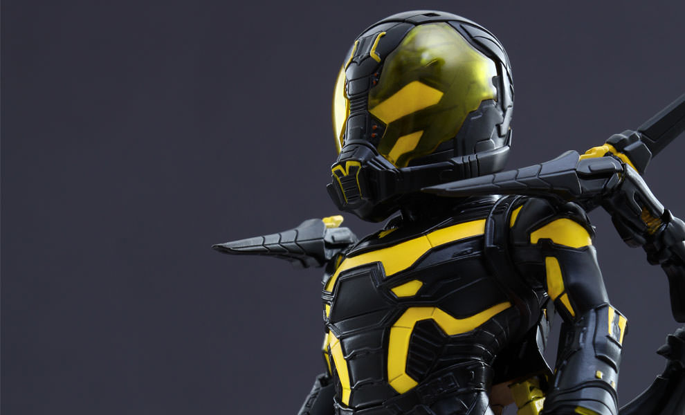 Gallery Feature Image of Yellowjacket - Artist Mix Collectible Figure - Click to open image gallery