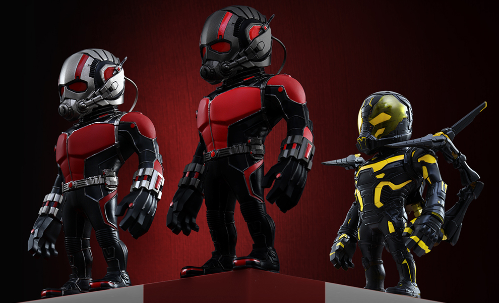 Gallery Feature Image of Ant-Man - Artist Mix Deluxe Set of 3 Collectible Set - Click to open image gallery