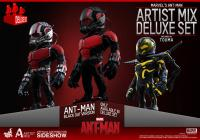 Gallery Image of Ant-Man - Artist Mix Deluxe Set of 3 Collectible Set