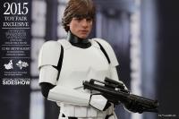 Gallery Image of Luke Skywalker Stormtrooper Disguise Version Sixth Scale Figure