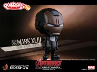 Gallery Image of Iron Man Mark XLIII Stealth Mode Version Collectible Figure