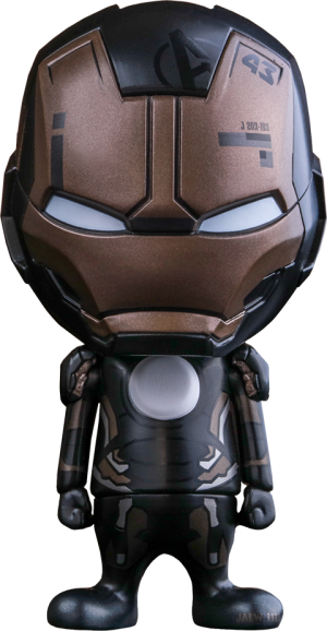 Iron Man Mark XLIII Stealth Mode Version Collectible Figure