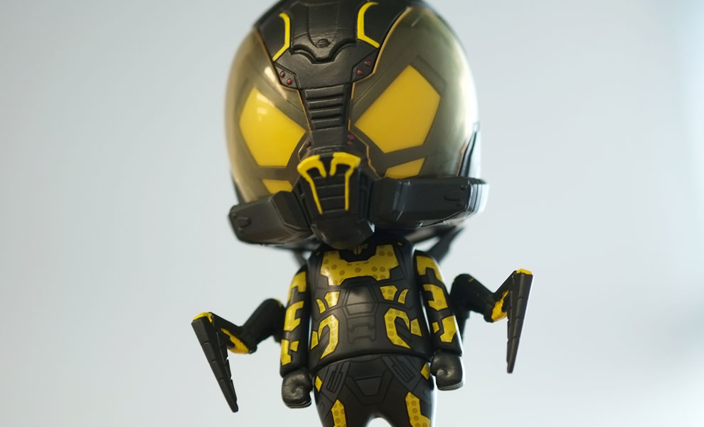 Gallery Feature Image of Yellowjacket Vinyl Collectible - Click to open image gallery