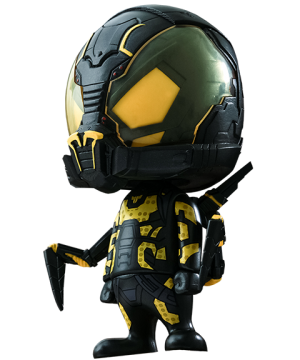 Yellowjacket Vinyl Collectible