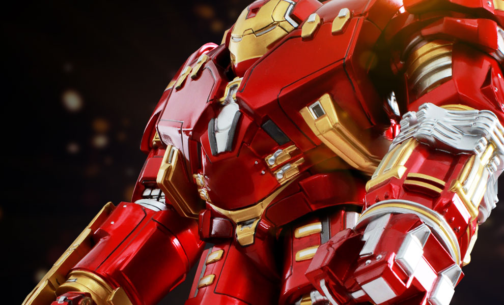 Gallery Feature Image of Hulkbuster Jackhammer Arm Version - Artist Mix Collectible Figure - Click to open image gallery
