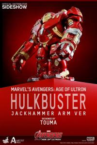 Gallery Image of Hulkbuster Jackhammer Arm Version - Artist Mix Collectible Figure