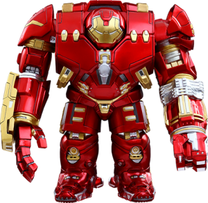 Hulkbuster Jackhammer Arm Version - Artist Mix Collectible Figure