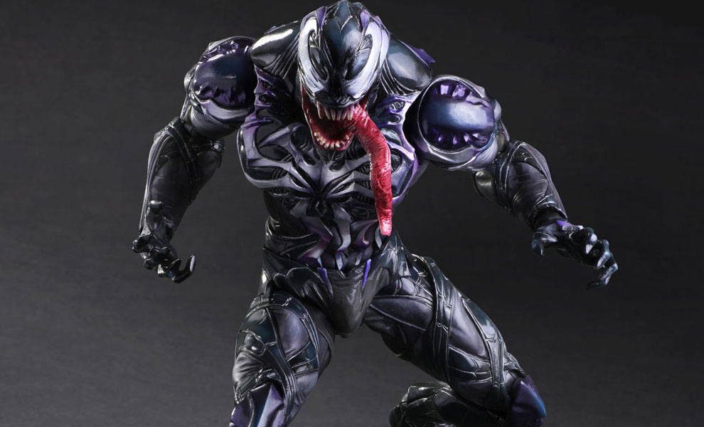 Gallery Feature Image of Venom Variant Collectible Figure - Click to open image gallery
