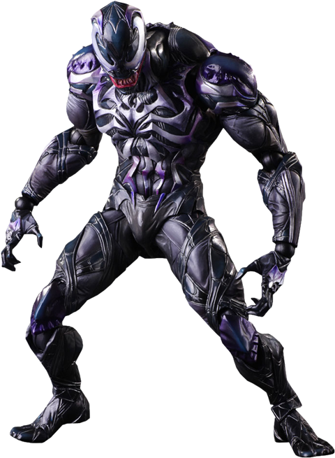 Square Enix Venom Variant Collectible Figure