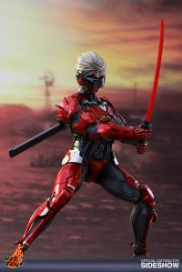 Gallery Image of Raiden Inferno Armor Version Sixth Scale Figure