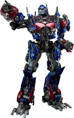 Transformers Optimus Prime Premium Scale Collectible Figure