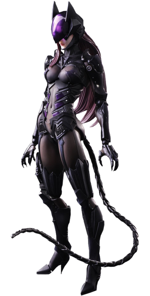 Square Enix Catwoman Collectible Figure