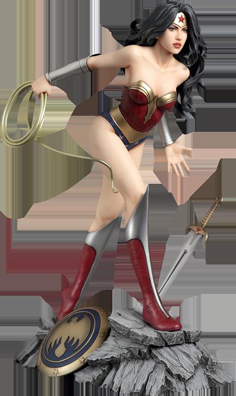 Yamato USA Wonder Woman Statue